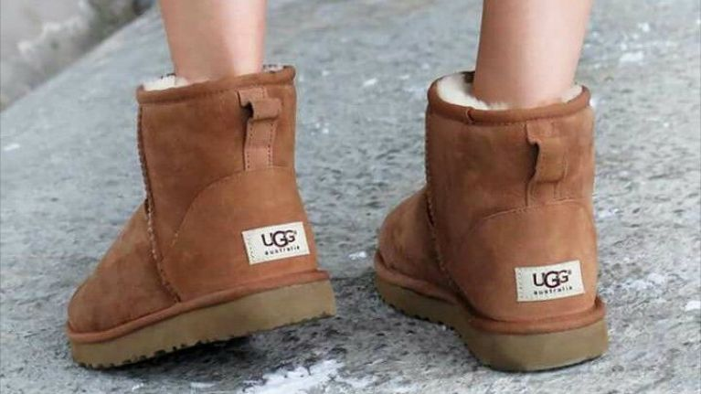 a26e994bfb5 The latest collection of Ugg boots has landed... and they're heels ...