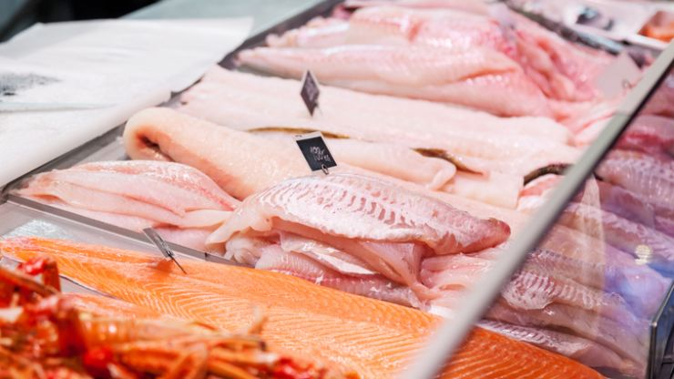 A man found a LIVE wriggling worm in his supermarket cod fillet