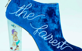 So there is a range of Disney Princess shoes ... and they're magical