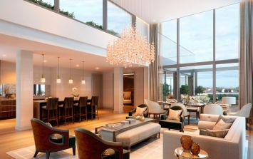 Take a look inside the most expensive apartment to buy in Ireland