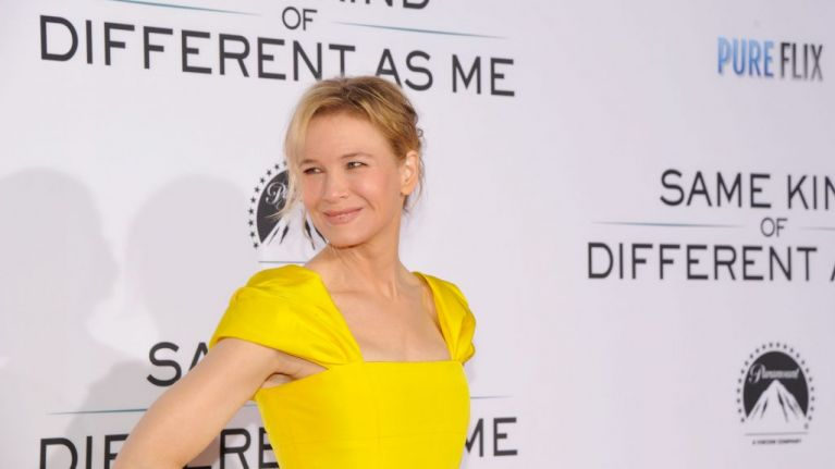 Renée Zellweger on claims she gave 'sexual favours' to Harvey Weinstein