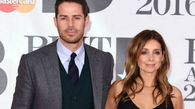 Louise Redknapp has reacted to the rumour that dancing with Kevin Clifton ended her marriage