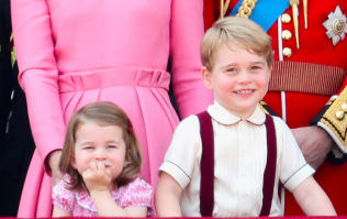 We know what George and Charlotte will be doing at the royal wedding