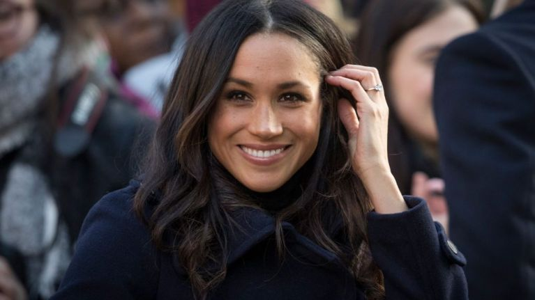 The last person we expected could walk Meghan Markle down the aisle