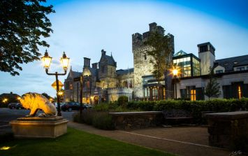 Win a two-night stay at Dublin's luxurious Clontarf Castle Hotel