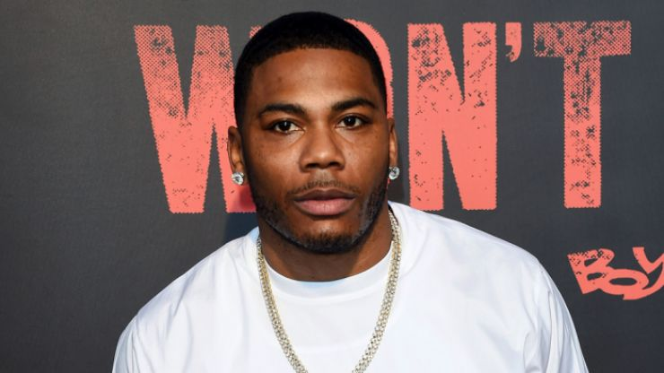 The rape case against rapper Nelly has officially been dropped