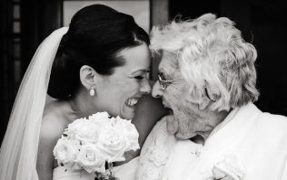 This photographer captured ALL the raw emotions on the big day...