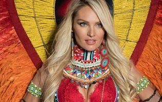 Victoria's Secret model Candice Swanepoel confirms second pregnancy