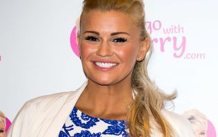 Kerry Katona looks insanely like her daughter in this throwback pic