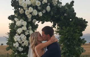 These Neighbours co-stars just got married in real life