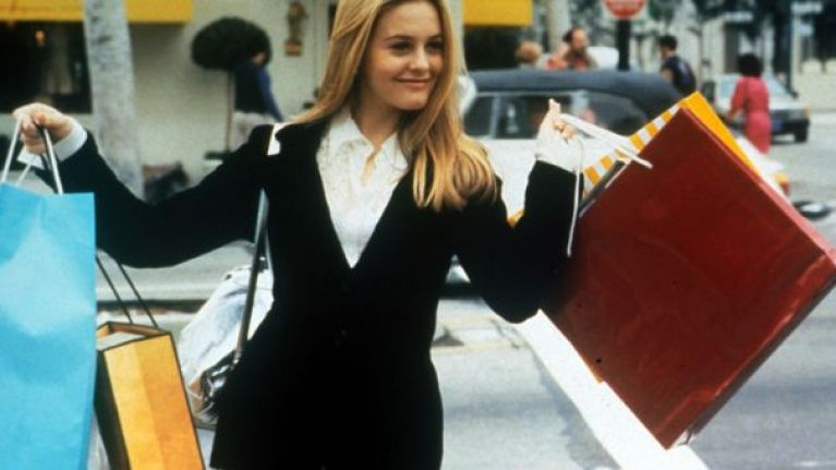The 5 emotional stages of going Christmas shopping