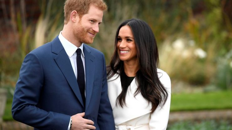 Security alert in London as Meghan and Harry are sent a suspicious package