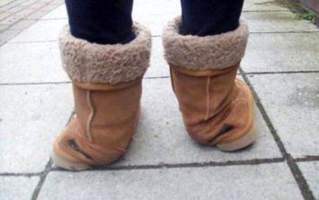 7 real struggles we all faced while wearing fake Uggs