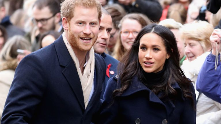 Harry and Meghan chose their wedding date because of this 'royal rule'