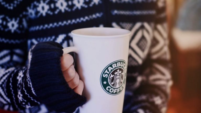 Starbucks latest Christmas cup is one we need ASAP