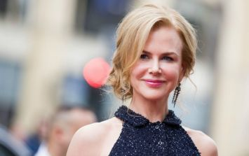 Nicole Kidman looks COMPLETELY different in her new movie role