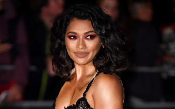 Vanessa White's I'm A Celeb wrap party dress is on sale for under €30
