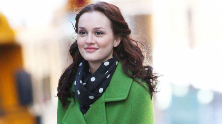 Leighton Meester just went for a massive hair change and we're getting serious Gossip Girl vibes