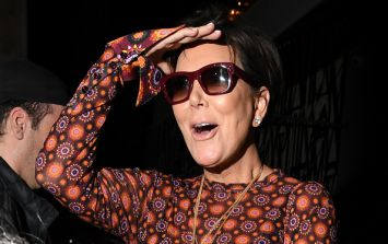 People are asking this question about Kris Jenner's Insta post