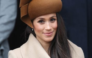 Some people have a pretty odd issue with Meghan's Christmas outfit