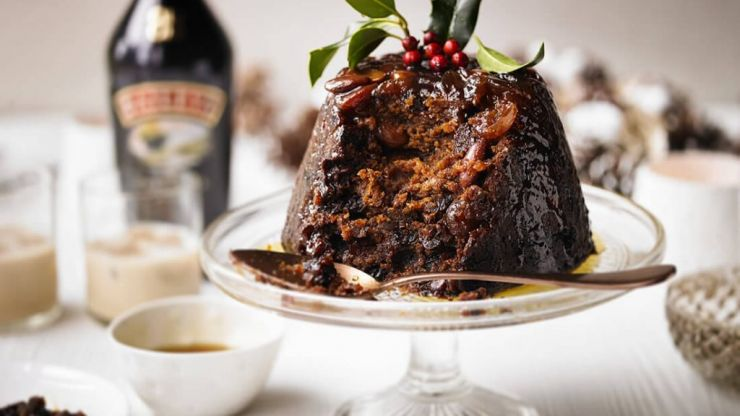 Have you got some leftover Christmas pudding? Then you NEED to try this