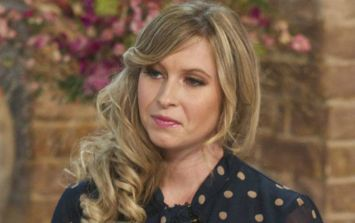 EastEnders star Brooke Kinsella marries - a decade after her brother was killed