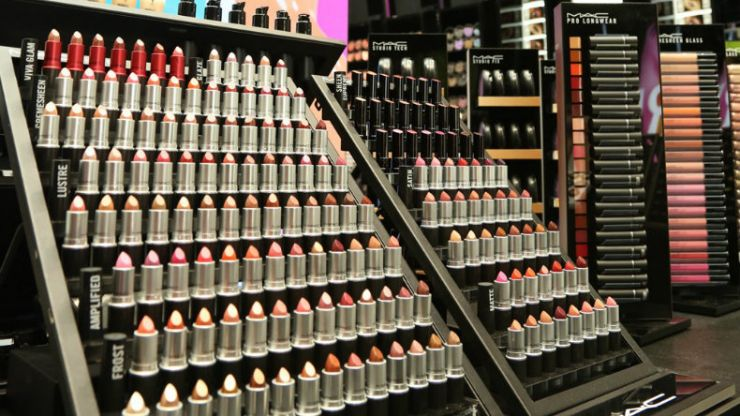The newest collection from MAC will let you match your trainers to your lipstick