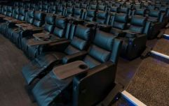 This Dublin cinema just got luxury handmade recliners and it's date night goals!