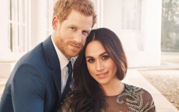 Why Meghan actually had her €63K dress altered for her engagement shoot
