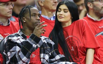 Travis Scott has - finally! - responded to questions about Kylie's pregnancy