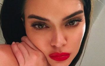 We can't handle it: Kendall Jenner just addressed rumours that she's pregnant