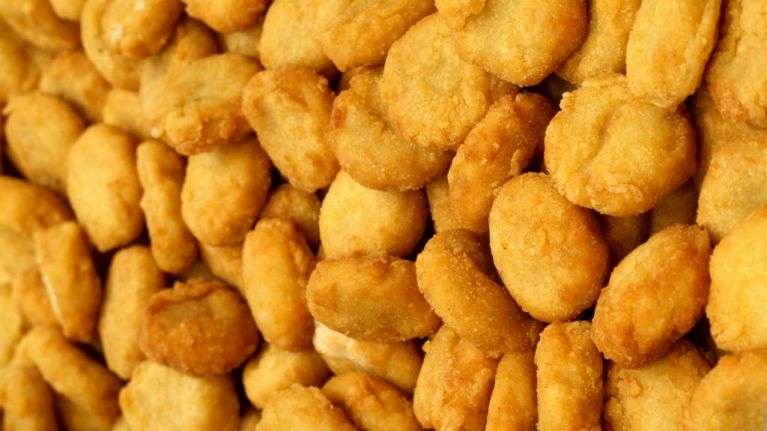 McDonald's are trialling chicken nuggets for breakfast and we need