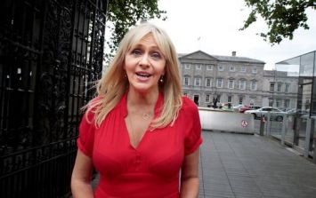 Miriam O'Callaghan makes official statement about not running for President