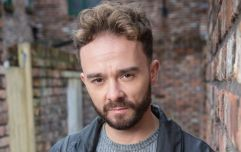 Corrie's Jack P Shepherd signs contract extension to stay on soap for a milestone year