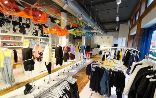 The first gender-free clothing store has opened, and it looks pretty slick
