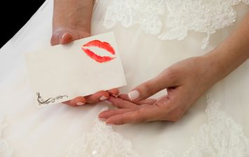 Bride-to-be's open letter to her husband's ex-girlfriend is legit terrifying