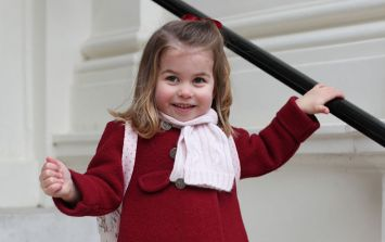 Princess Charlotte just made history after the birth of her baby brother