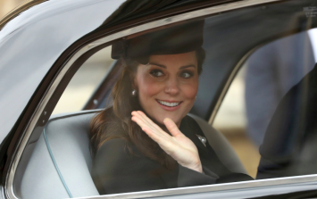 The hospital where Kate Middleton is to give birth just closed surrounding roads