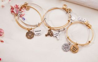 Alex and Ani's new additions to their bridal collection are simply dreamy