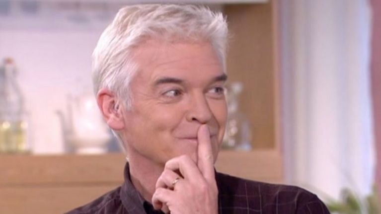 phillip schofield is reportedly making a big career move. Black Bedroom Furniture Sets. Home Design Ideas