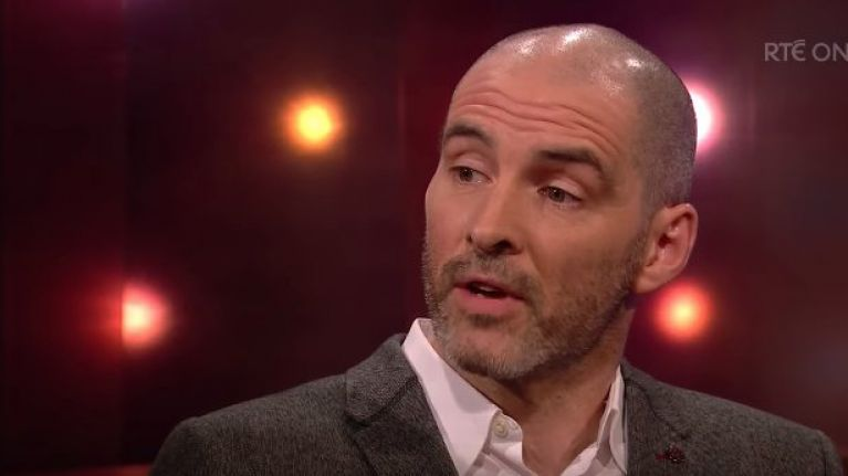 Richie Sadlier\'s words about the importance of consent struck a ...