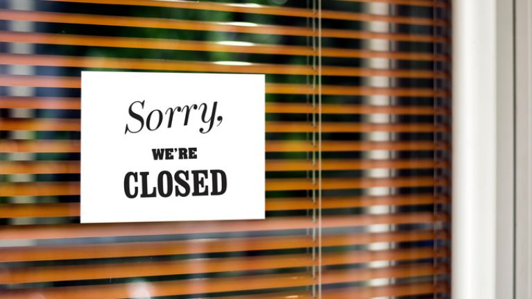 Six Irish food businesses were served closure orders last month