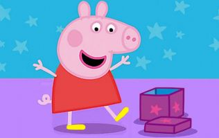 Someone worked out what Peppa Pig's 'front face' looks like and it's terrifying