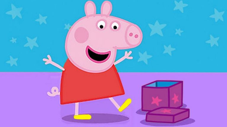 Someone Worked Out What Peppa Pig S Front Face Looks Like And It S
