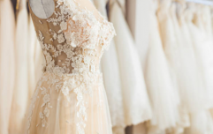Top wedding dress designer shares two tips for all brides-to-be