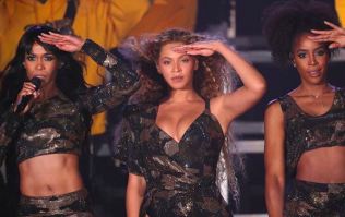 Beyoncé made history at Coachella last night - and she didn't do it alone