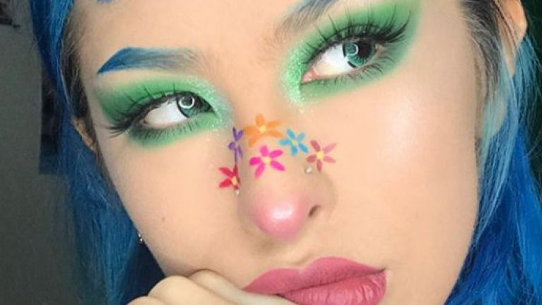 Nose Art Is The New Instagram Trend And We Have To Admit Its
