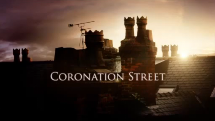 Two of Corrie's stars have just gotten together in real life