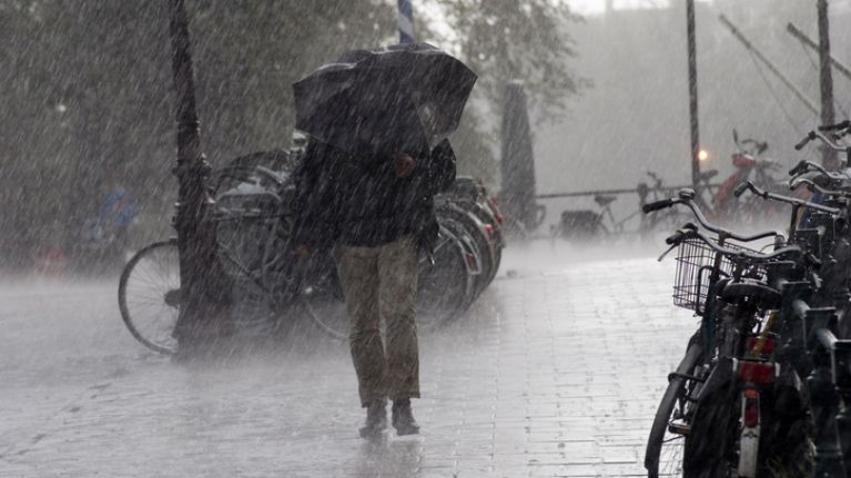 Met Éireann issues weather warning for 14 counties as ex-Hurricane Humberto approaches