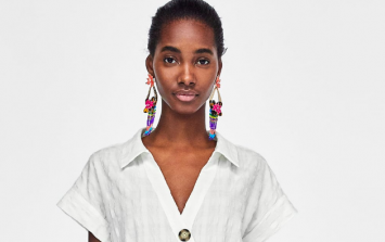 This €40 Zara dress will be all over Instagram for the summer months